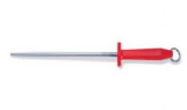Мусат полирон с красной ручкой