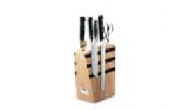 Набор ножей серии Premier Plus в деревянной подставке