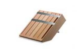 Деревянная подставка для ножей